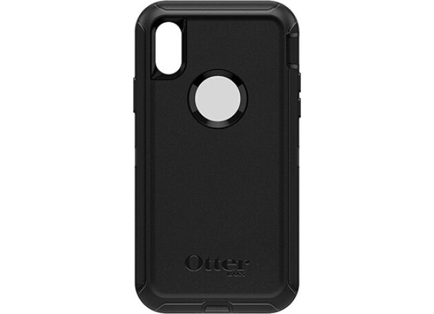 OTTERBOX DEFENDER APPLE IPHONE X/APPLE IPHONE Xs BLACK